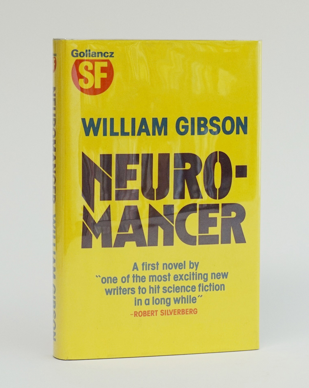 Neuromancer. London: Victor Gollancz, 1984.